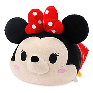 Minnie Mouse Tsum Tsum Plush - Large - 17