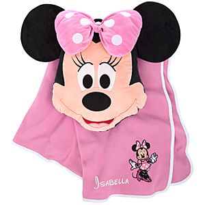 Personalized Minnie Mouse Nap-To-Go
