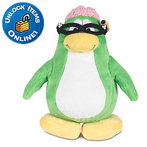 Club Penguin Aunt Arctic Penguin Plush Toy -- 6 H