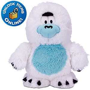 Club Penguin Yeti Penguin Plush Toy -- 6 H