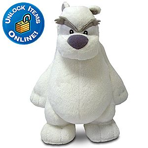 Club Penguin Herbert P. Bear Esq. Limited Edition Penguin Plush Toy -- 6 H