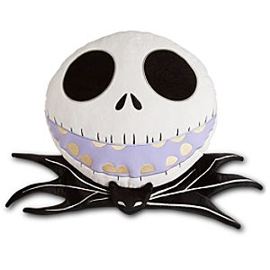 Jack Skellington Plush Cushion