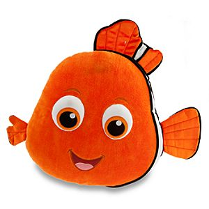 Nemo Plush Head Cushion Pillow
