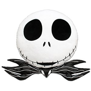 Jack Skellington Plush Pillow