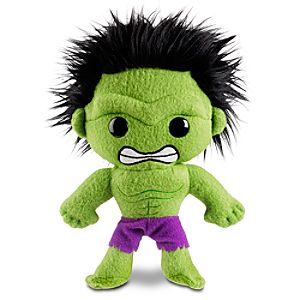 The Hulk Plushie by Funko -- 7 1/2 H