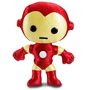 Iron Man Plushie by Funko -- 7 1/2 H