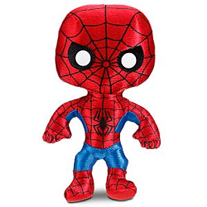 Spider-Man Plushie by Funko -- 7 1/2 H