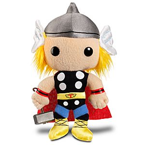 Thor Plushie by Funko -- 7 1/2 H
