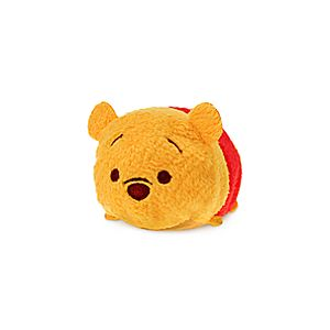 Winnie the Pooh Tsum Tsum Plush - Mini - 3 1/2