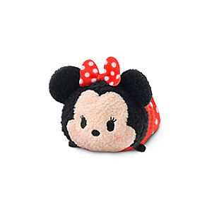 Minnie Mouse Tsum Tsum Plush - Mini - 3 1/2