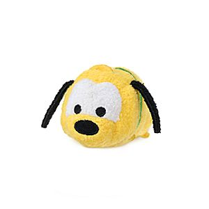 Pluto Tsum Tsum Plush - Mini - 3 1/2