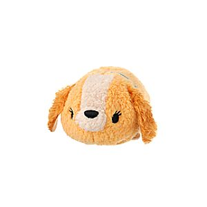 Lady Tsum Tsum Plush - Mini - 3 1/2