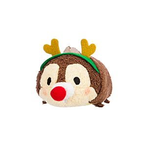 Chip Tsum Tsum Plush - Holiday - Mini - 3 1/2