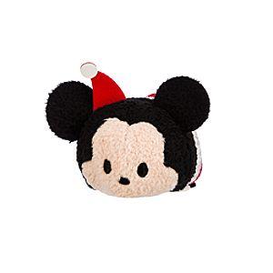 Mickey Mouse ''Tsum Tsum'' Plush - Holiday - Mini - 3 1/2''