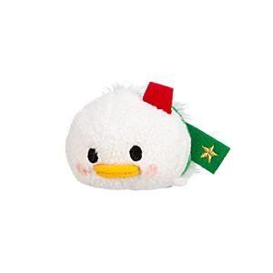 Donald Duck Tsum Tsum Plush - Holiday - Mini - 3 1/2