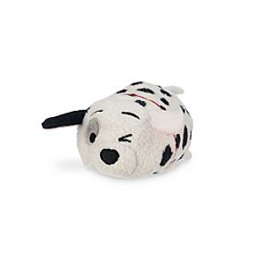 Patch Tsum Tsum Plush - 101 Dalmatians - Mini - 3 1/2