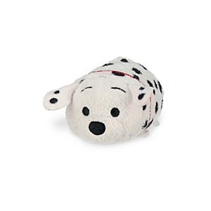 Rolly Tsum Tsum Plush - 101 Dalmatians - Mini - 3 1/2