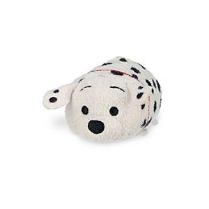 Rolly Tsum Tsum Plush - 101 Dalmatians - Mini - 3 1/2