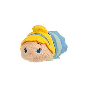 Cinderella ''Tsum Tsum'' Plush - Mini - 3 1/2''