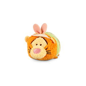 Tigger Tsum Tsum Plush - Easter - Mini - 3 1/2