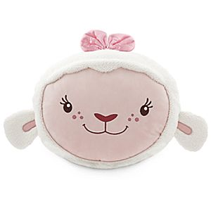 Lambie Plush Pillow