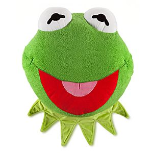Kermit Plush Pillow - The Muppets