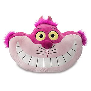 Cheshire Cat Plush Pillow - 17