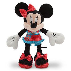 Minnie Mouse Plush - Summer Fun - Medium - 17