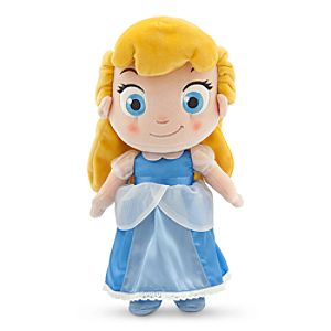 Toddler Cinderella Plush Doll - Small - 12
