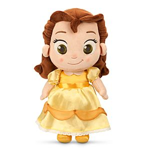 Toddler Belle Plush Doll - Beauty and the Beast - Small - 12