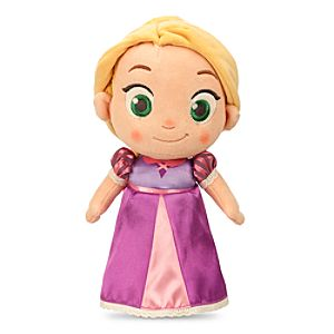 Toddler Rapunzel Plush Doll - Tangled - Small - 12