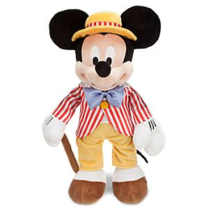 The Mickey Mouse Club: Fun with Music Day Mickey Mouse Plush Toy -- 17 H