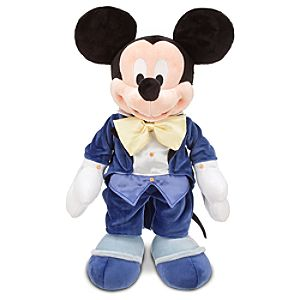 The Mickey Mouse Club: Guest Star Day Mickey Mouse Plush Toy -- 17 H
