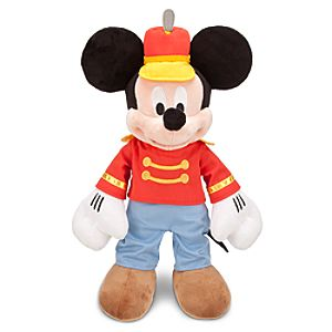 The Mickey Mouse Club: Circus Day Mickey Mouse Plush Toy -- 17 H