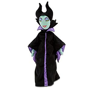 Plush Maleficent Doll -- 22 H