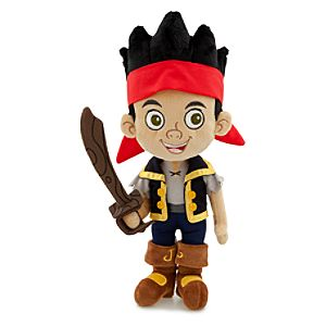 Jake and the Never Land Pirates Jake Plush -- 14 H