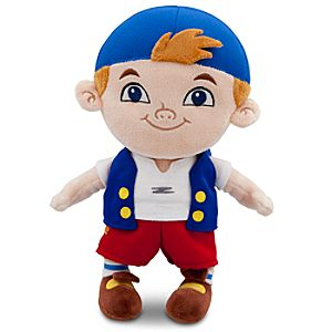 Cubby Plush - Jake and the Never Land Pirates - 10
