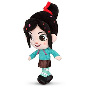 Vanellope Plush - Wreck-It Ralph - 12