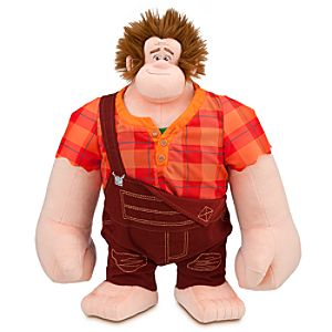 Ralph Plush - Wreck-It Ralph - 16