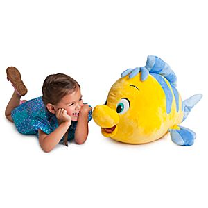 Flounder Plush - 23 L - The Little Mermaid