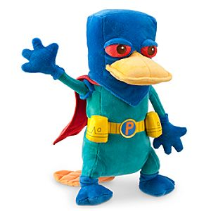 Perry Mission Marvel Plush - 13 1/2