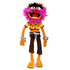 Muppets Animal Plush Toy -- 17 H