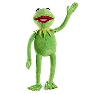 Muppets Kermit Plush Toy -- 16 H