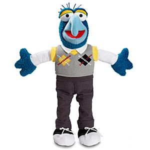 Muppets Gonzo Plush Toy -- 17 H