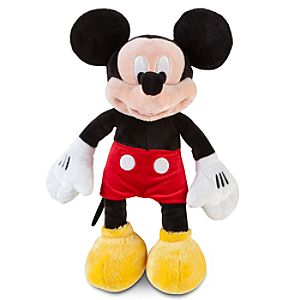 Small Mickey Mouse Plush -- 12 H