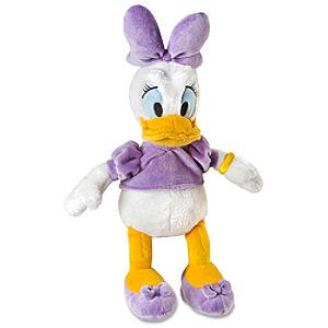 Small Daisy Duck Plush -- 11 H