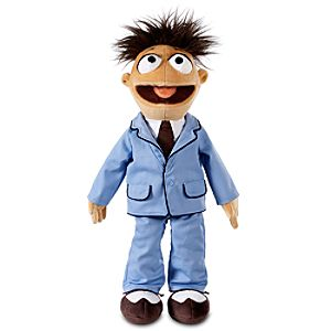 Muppets Walter Plush Toy -- 18 H