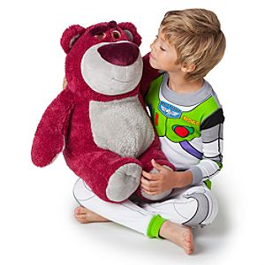 Lots-O-Huggin Bear Plush - Toy Story 3 - 18