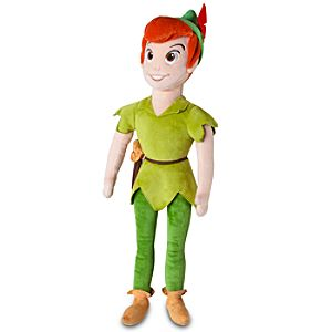 Peter Pan Plush - 20