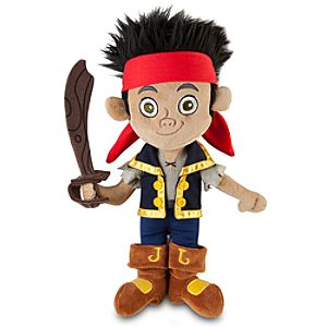 Jake and the Never Land Pirates: Jake Plush -- 12 H